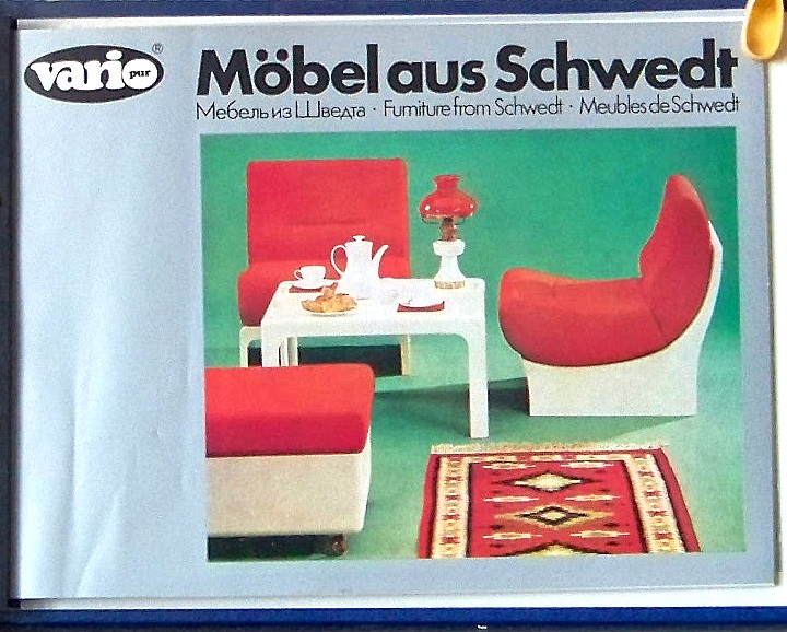 katalog vario pur variopur m bel aus schwedt um 1965. Black Bedroom Furniture Sets. Home Design Ideas
